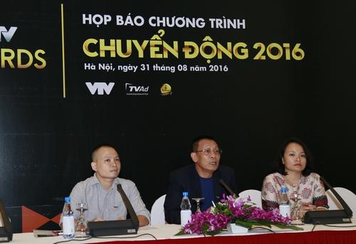 """Hồ Văn Cường """"đối đầu"""" Mỹ Tâm tại VTV Awards - 1"""