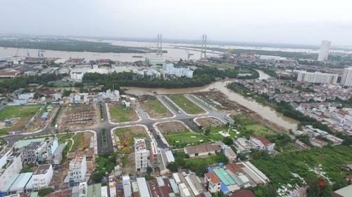 Á hậu Huyền My tậu biệt thự sang khu Nam Sài Gòn - 1