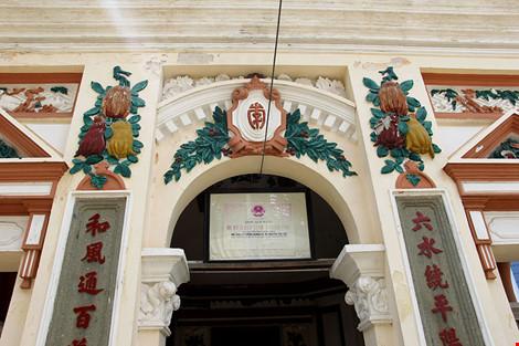 Choáng ngợp khu mộ cổ của bá hộ giàu nhất Sài Gòn xưa - 2