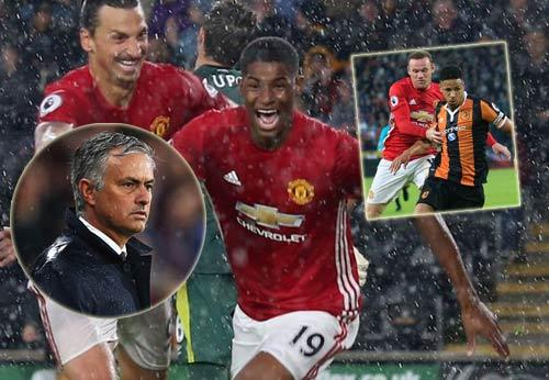 Derby Manchester: Mourinho vắt óc tìm đội hình tối ưu - 1