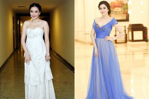 Ngẩn ngơ trước nhan sắc của Hoa hậu Nguyễn Thị Huyền - 10