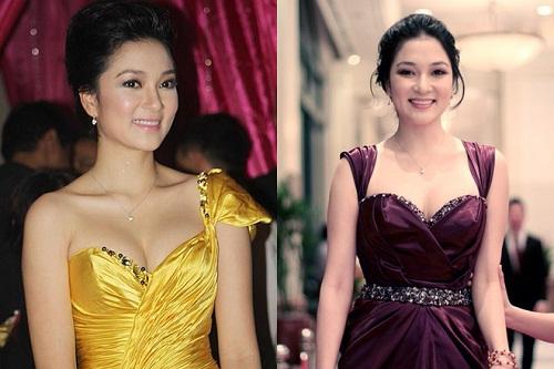Ngẩn ngơ trước nhan sắc của Hoa hậu Nguyễn Thị Huyền - 11