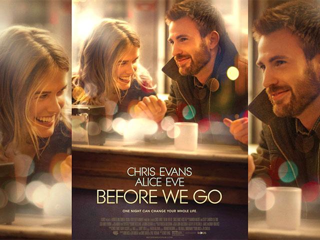 Trailer phim: Before We Go - 1