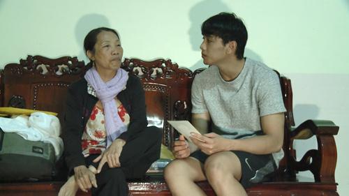 Thuận Nguyễn gọi điện thoại nhờ mẹ trợ giúp trong gameshow - 5