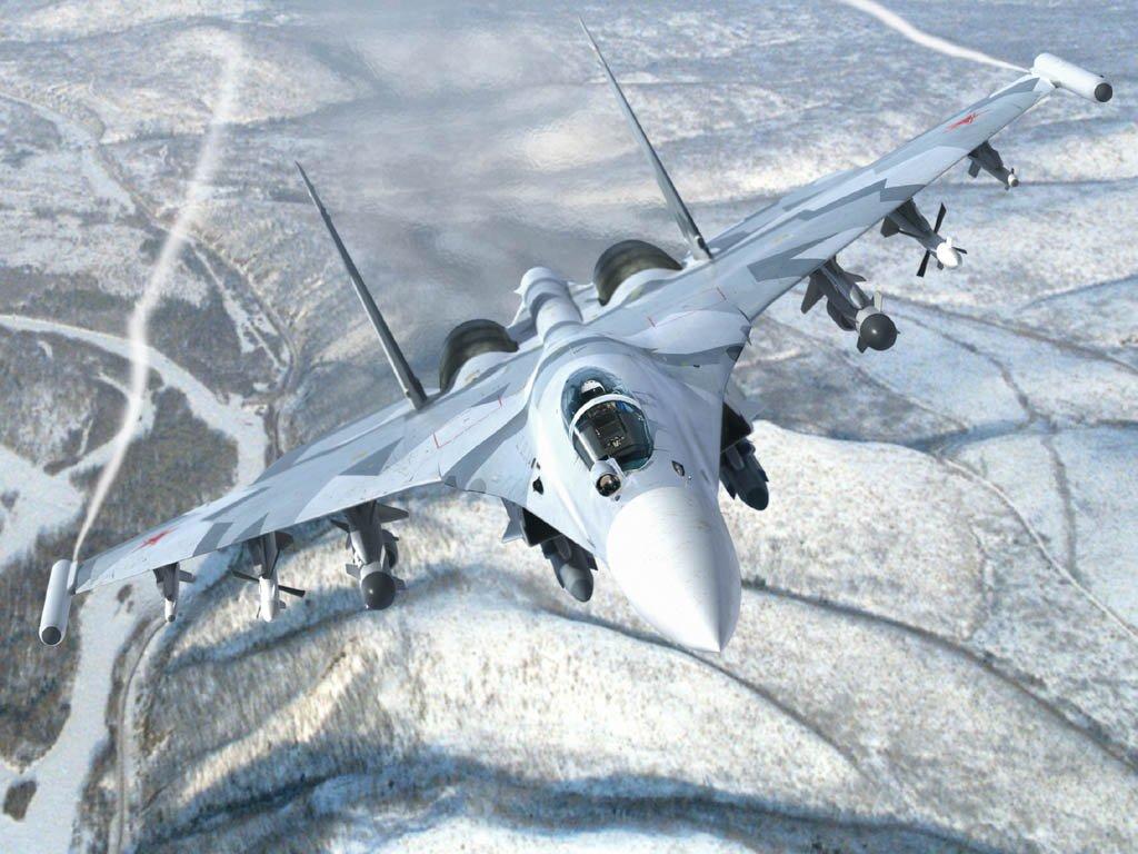 Chuyên gia: Triệu năm F-35 Mỹ không thể thắng Su-35 Nga - 1