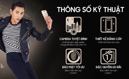 """Đặt Samsung J7 Prime tại Viễn Thông A nhận bộ quà 10 món siêu """"kool"""" - 1"""