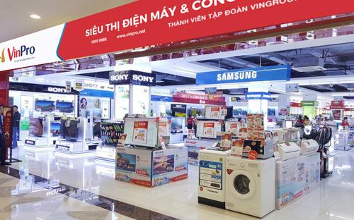 VinPro khai trương Đại siêu thị điện máy quy mô 5.000m2 - 1