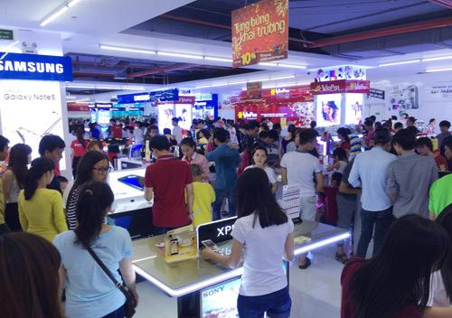 VinPro khai trương Đại siêu thị điện máy quy mô 5.000m2 - 2
