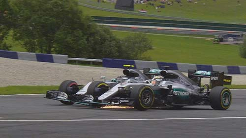 "F1, Italian GP: Mercedes ""nhảy múa"" trên đất của Ferrari - 1"