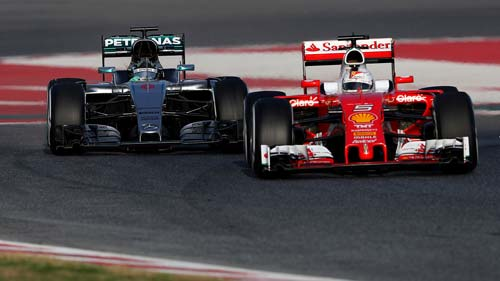 "F1, Italian GP: Mercedes ""nhảy múa"" trên đất của Ferrari - 2"