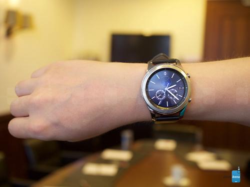 Samsung Gear S3 trình làng, mạnh mẽ và lịch lãm - 3