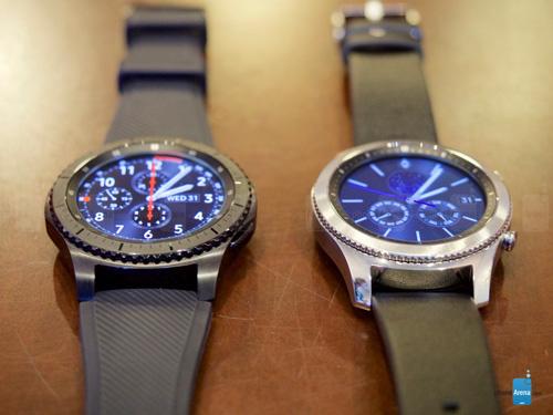 Samsung Gear S3 trình làng, mạnh mẽ và lịch lãm - 2
