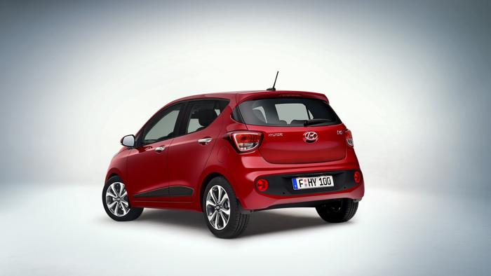 Hyundai i10 thế hệ thứ hai nâng cấp sẵn sàng ra mắt - 3