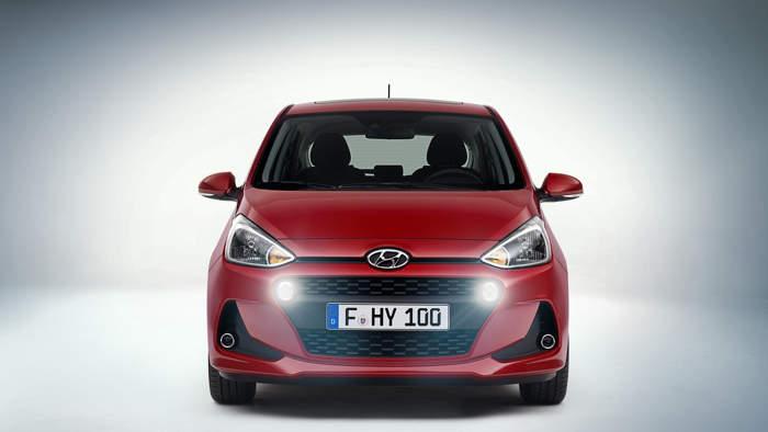 Hyundai i10 thế hệ thứ hai nâng cấp sẵn sàng ra mắt - 1