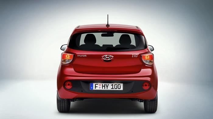 Hyundai i10 thế hệ thứ hai nâng cấp sẵn sàng ra mắt - 5