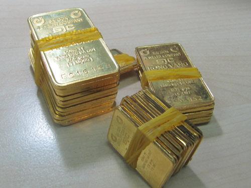 Bất ngờ giảm sâu, giá vàng về sát 36 triệu đồng/lượng - 1