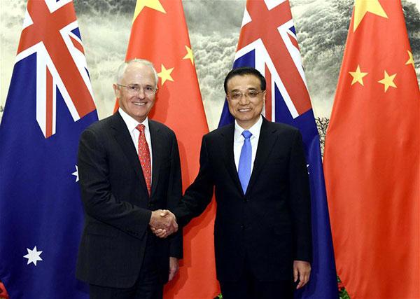 """Úc """"giằng xé"""" giữa lựa chọn Mỹ và Trung Quốc - 1"""