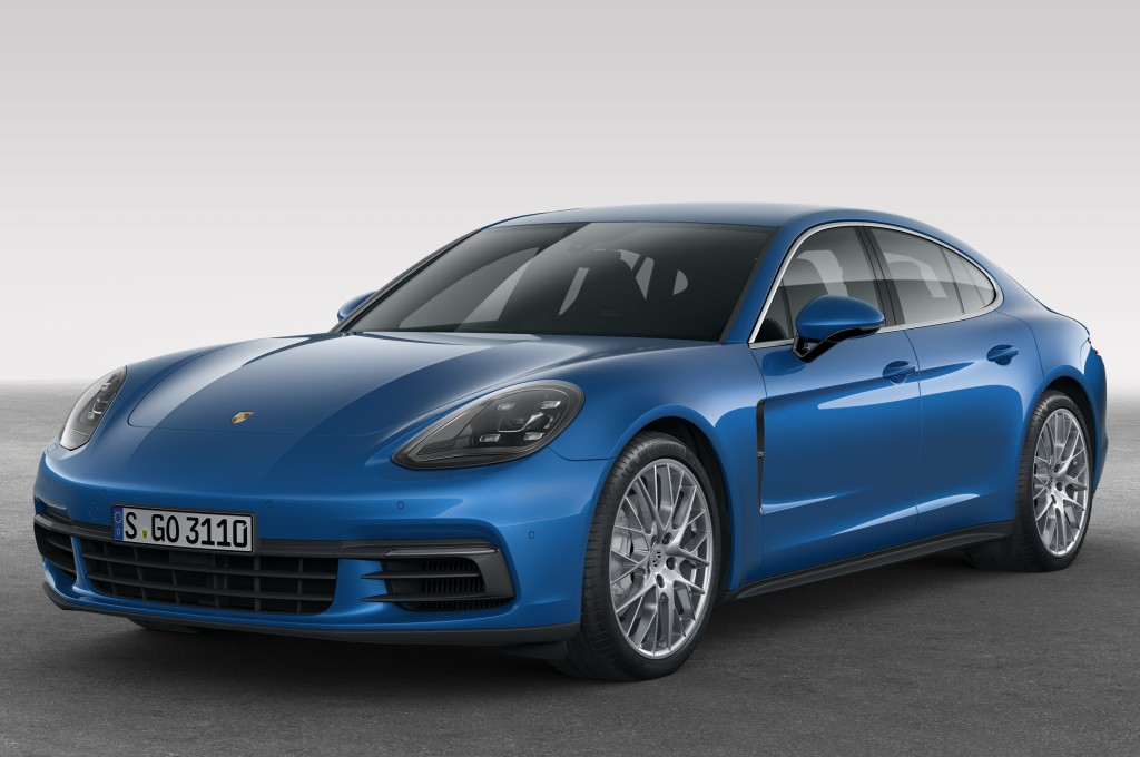 Porsche Panamera thế hệ đầu tiên chính thức ngừng sản xuất - 6