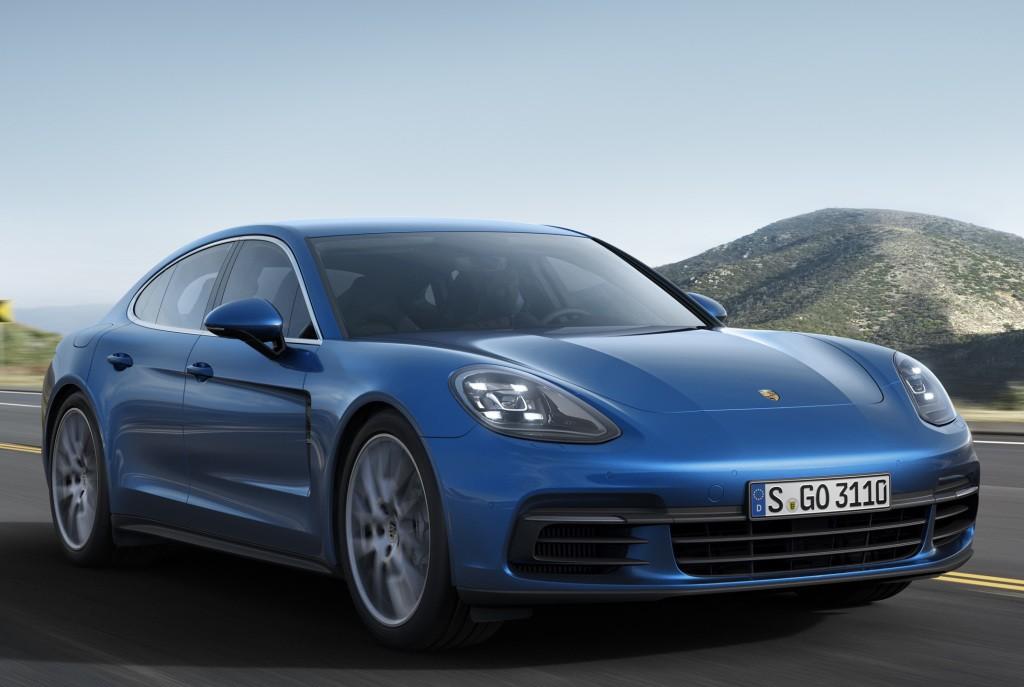 Porsche Panamera thế hệ đầu tiên chính thức ngừng sản xuất - 7