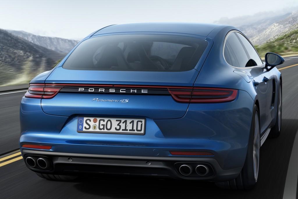 Porsche Panamera thế hệ đầu tiên chính thức ngừng sản xuất - 8