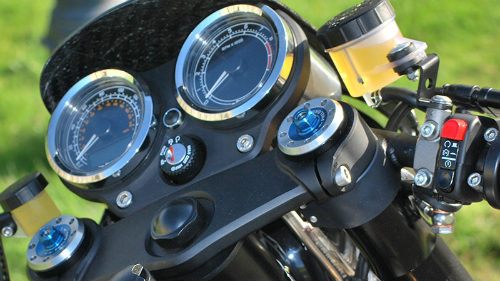 Bình phẩm 2016 Norton Dominator phong cách cafe racer - 6