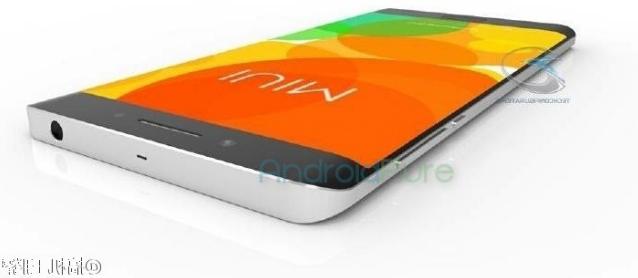 Xiaomi Mi Note 2 dùng màn hình cong, máy ảnh kép phía sau - 2