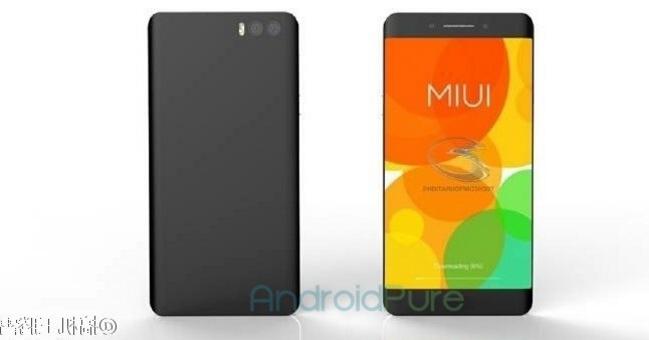 Xiaomi Mi Note 2 dùng màn hình cong, máy ảnh kép phía sau - 1