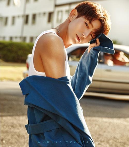 """19 mỹ nam Hàn """"cởi đồ"""" đẹp nhất - 6"""