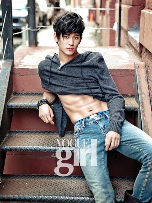 """19 mỹ nam Hàn """"cởi đồ"""" đẹp nhất - 5"""