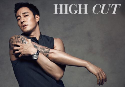 """19 mỹ nam Hàn """"cởi đồ"""" đẹp nhất - 7"""