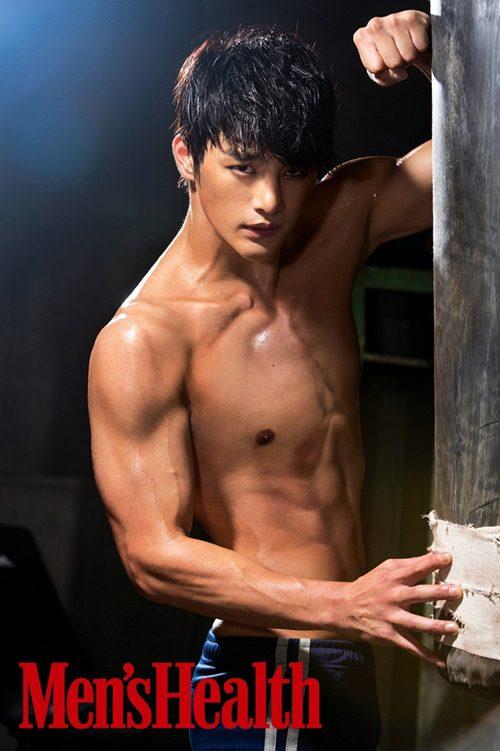 """19 mỹ nam Hàn """"cởi đồ"""" đẹp nhất - 11"""