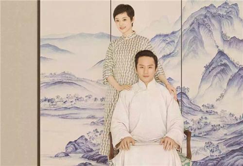 Ông xã Lâm Tâm Như điển trai nhất Hoa ngữ - 6