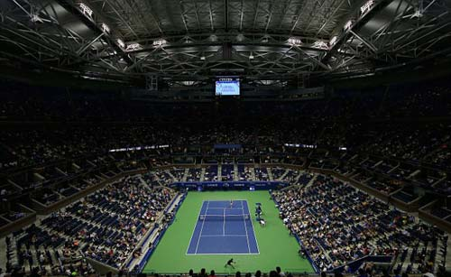 """Nadal khắc dấu lịch sử dưới """"chiếc ô nghìn tỷ"""" US Open - 3"""