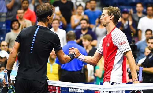 """Nadal khắc dấu lịch sử dưới """"chiếc ô nghìn tỷ"""" US Open - 5"""