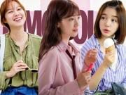 Áo sơ mi- món đồ đang làm mưa làm gió điện ảnh xứ Hàn