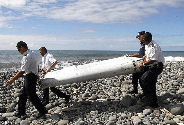 Úc thừa nhận có thể bỏ sót điểm cần tìm kiếm MH370 - 2