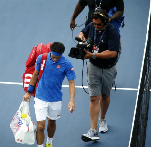 US Open ngày 4: Nishikori, Wawrinka cùng tiến bước - 4