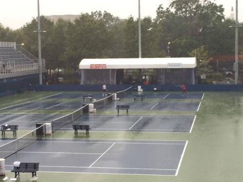 US Open ngày 4: Nishikori, Wawrinka cùng tiến bước - 6