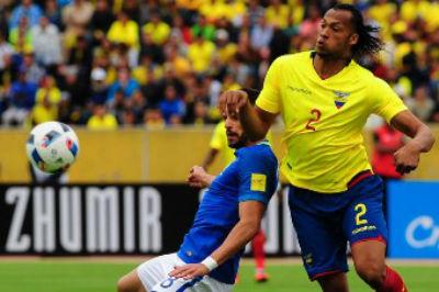 Chi tiết Ecuador - Brazil: Sụp đổ (KT) - 5