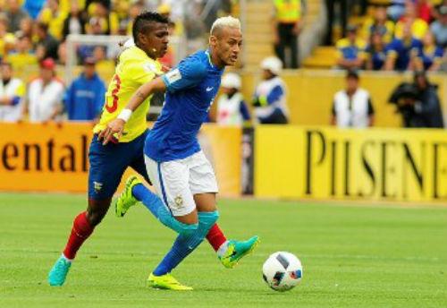 Ecuador - Brazil: Trả giá vì sai lầm - 1