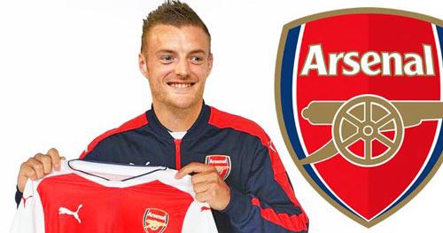 """Arsenal hụt Vardy & những vụ """"bom tấn"""" không thành - 1"""