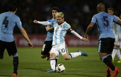 Chi tiết Argentina - Uruguay: Bảo toàn thành quả (KT) - 5