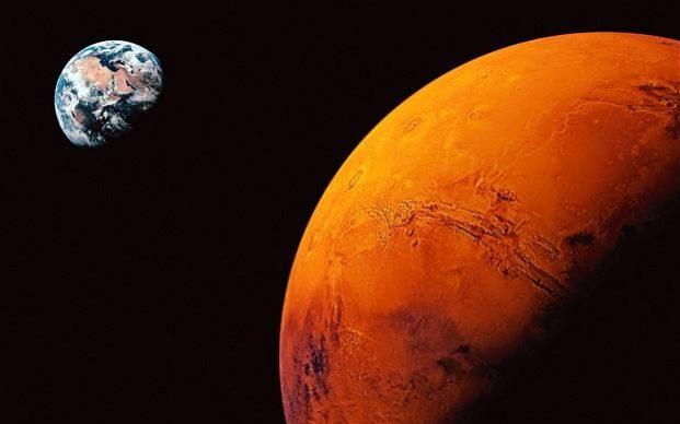 Hóa thạch 3,7 tỉ năm tuổi báo hiệu sự sống trên sao Hỏa - 5