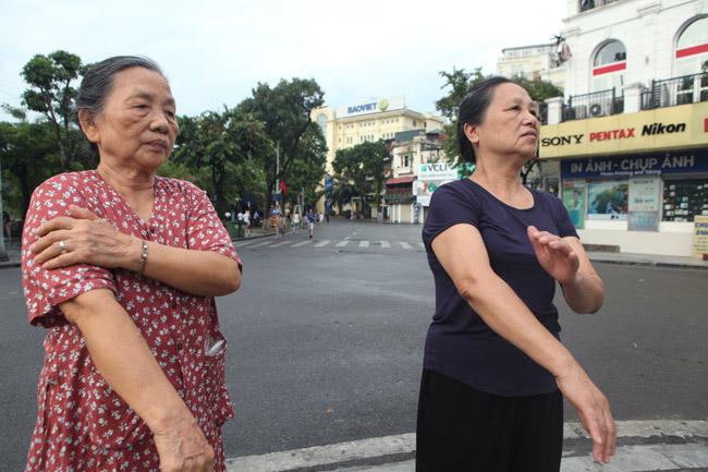 Một Hà Nội vắng vẻ, yên bình trong ngày Quốc Khánh - 9