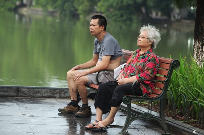 Một Hà Nội vắng vẻ, yên bình trong ngày Quốc Khánh - 7