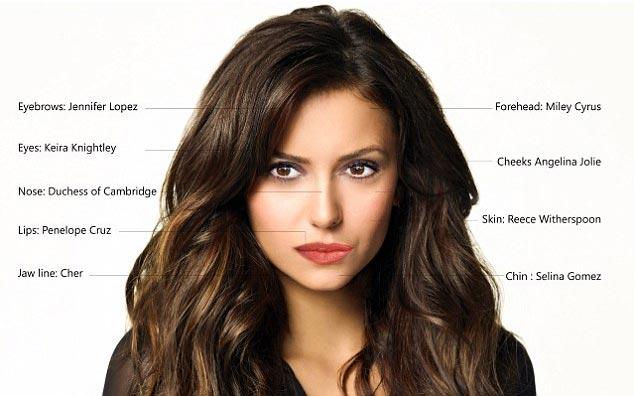 Lộ diện cô gái có gương mặt hoàn mỹ nhất thế giới - 1