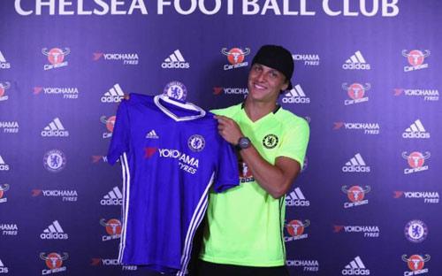Chelsea mua lại David Luiz: Hiểm họa rình rập - 1