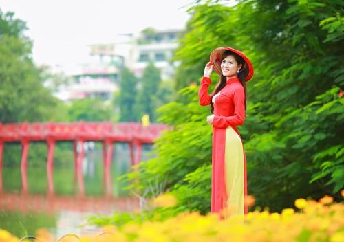 25 nữ sinh đẹp nhất Hoa khôi Sinh viên Hà Nội 2016 - 4