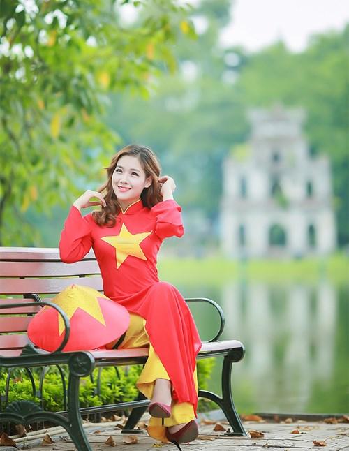 25 nữ sinh đẹp nhất Hoa khôi Sinh viên Hà Nội 2016 - 5