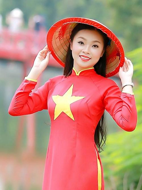 25 nữ sinh đẹp nhất Hoa khôi Sinh viên Hà Nội 2016 - 8